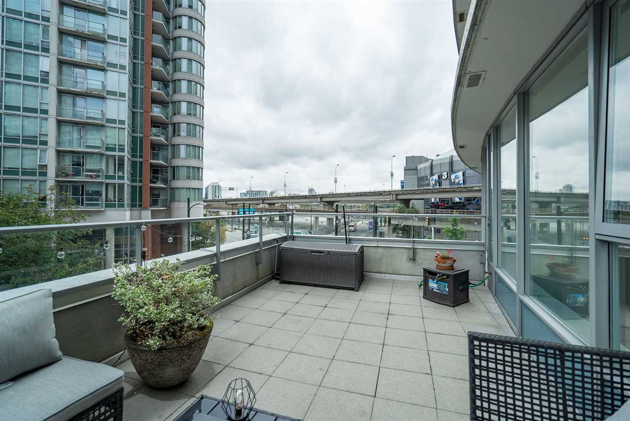 202 689 ABBOTT STREET - Downtown VW Apartment/Condo for sale, 2 Bedrooms (R2528583) - #22