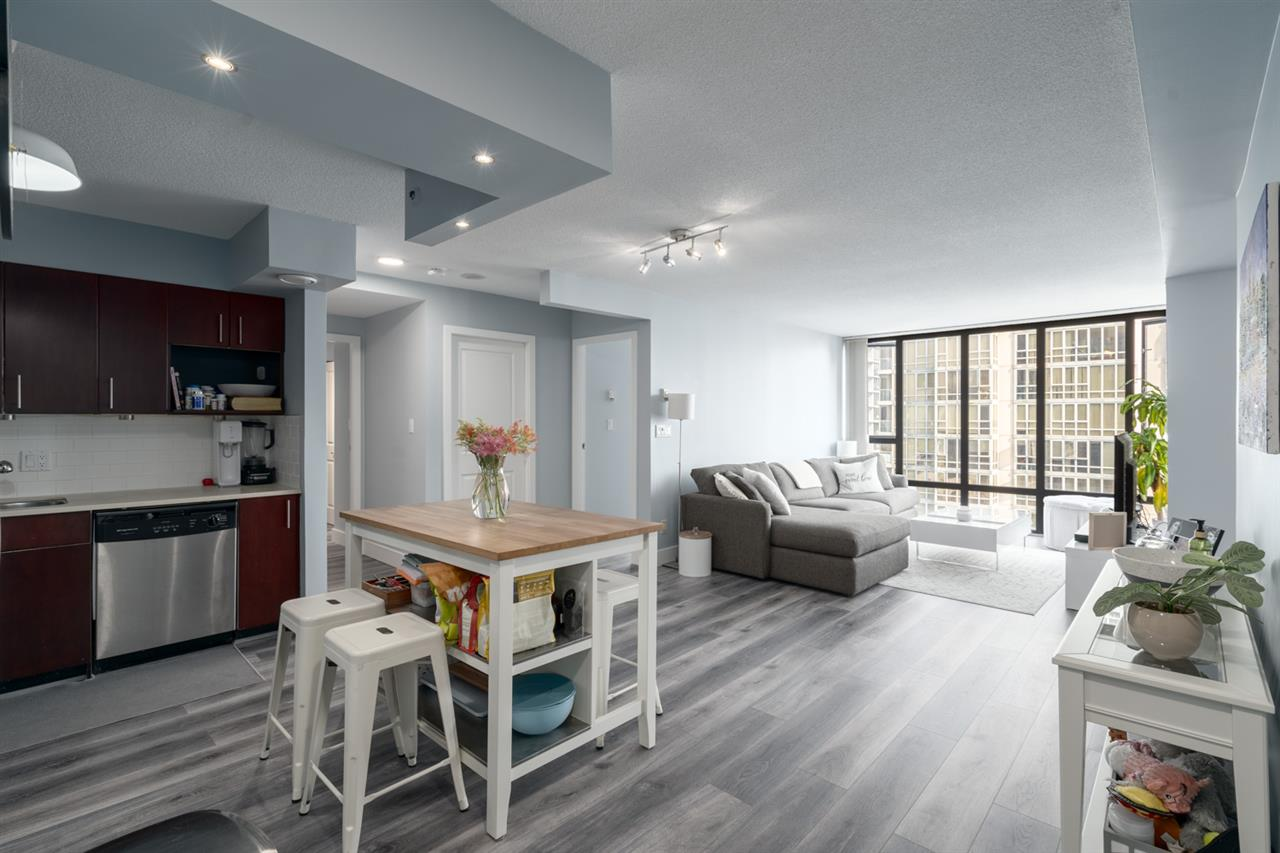 1807 950 CAMBIE STREET - Yaletown Apartment/Condo for sale, 2 Bedrooms (R2528594) - #2