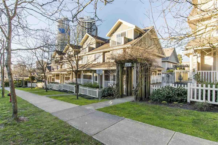 20 621 LANGSIDE AVENUE - Coquitlam West Townhouse for sale, 2 Bedrooms (R2528601)