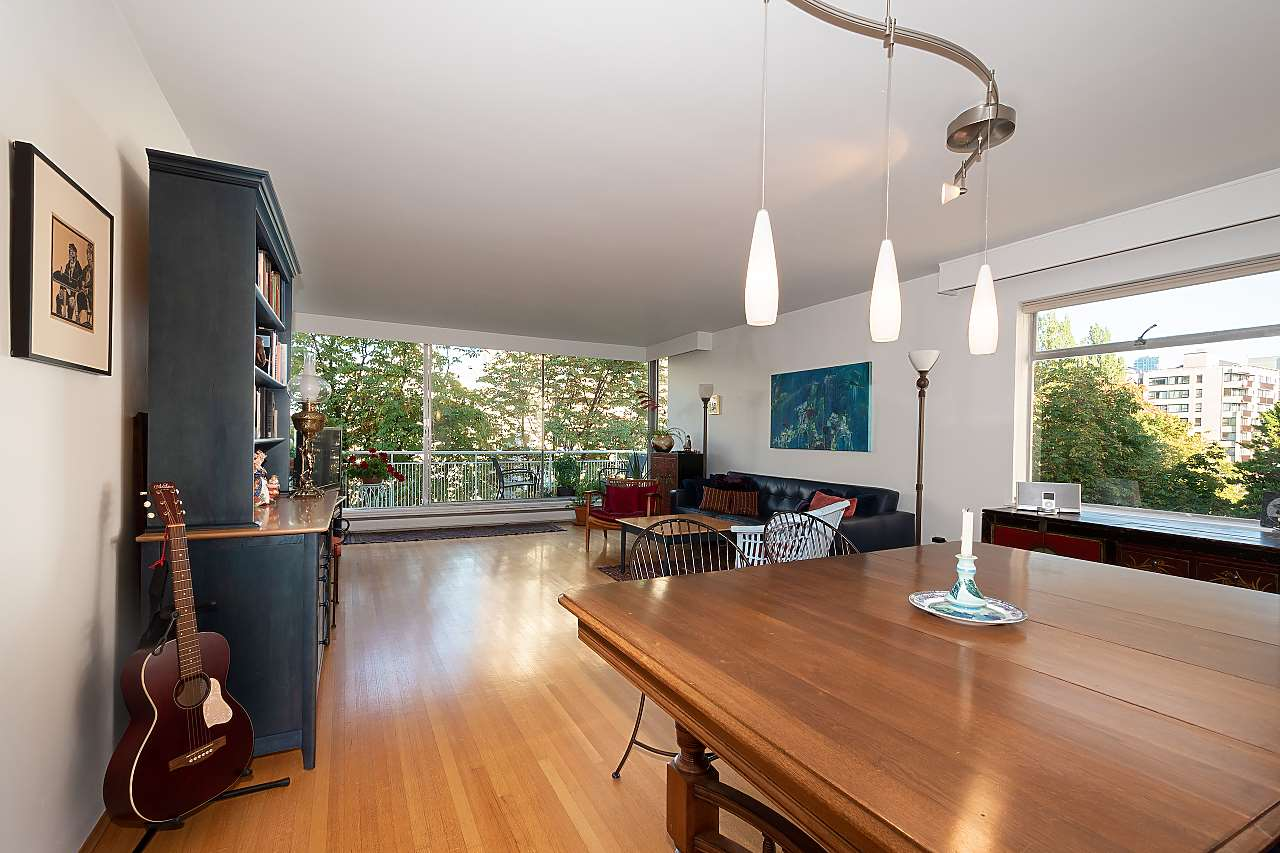 501 1960 ROBSON STREET - West End VW Apartment/Condo for sale, 2 Bedrooms (R2528617) - #1