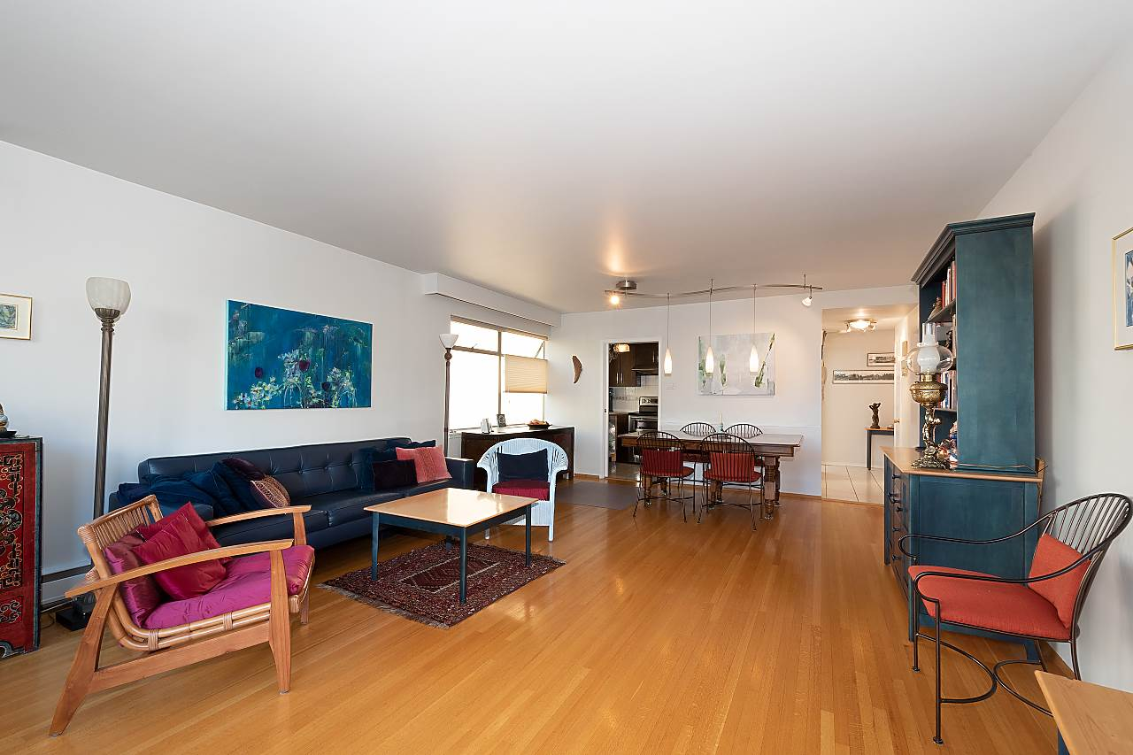 501 1960 ROBSON STREET - West End VW Apartment/Condo for sale, 2 Bedrooms (R2528617) - #2
