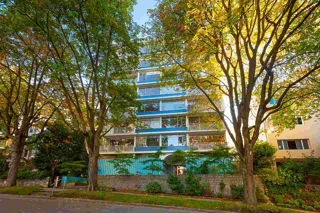 501 1960 ROBSON STREET - West End VW Apartment/Condo for sale, 2 Bedrooms (R2528617) - #20