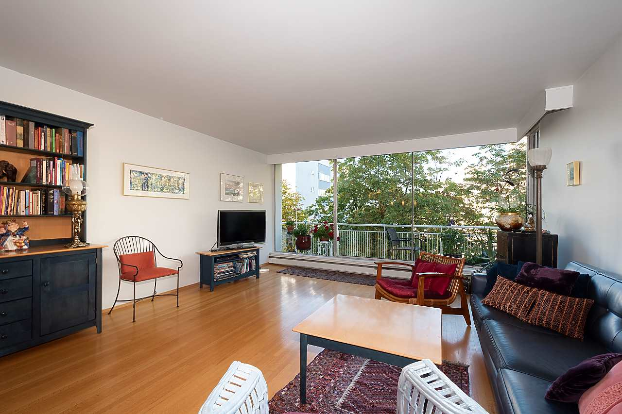 501 1960 ROBSON STREET - West End VW Apartment/Condo for sale, 2 Bedrooms (R2528617) - #3