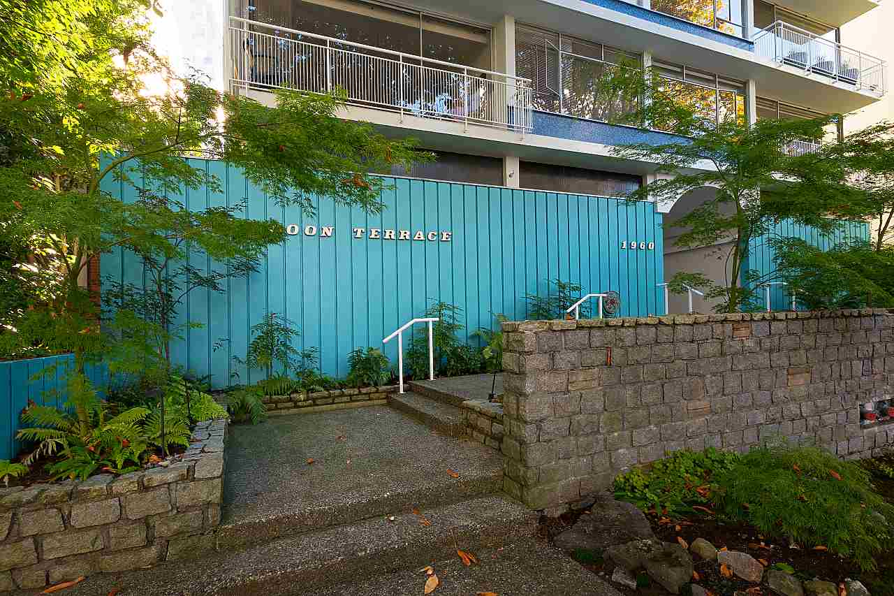 501 1960 ROBSON STREET - West End VW Apartment/Condo for sale, 2 Bedrooms (R2528617) - #30