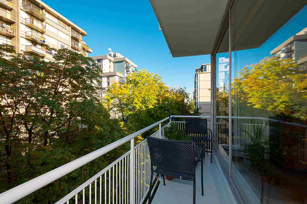 501 1960 ROBSON STREET - West End VW Apartment/Condo for sale, 2 Bedrooms (R2528617) - #4
