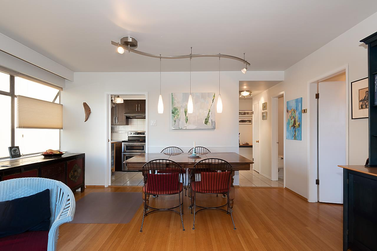 501 1960 ROBSON STREET - West End VW Apartment/Condo for sale, 2 Bedrooms (R2528617) - #7