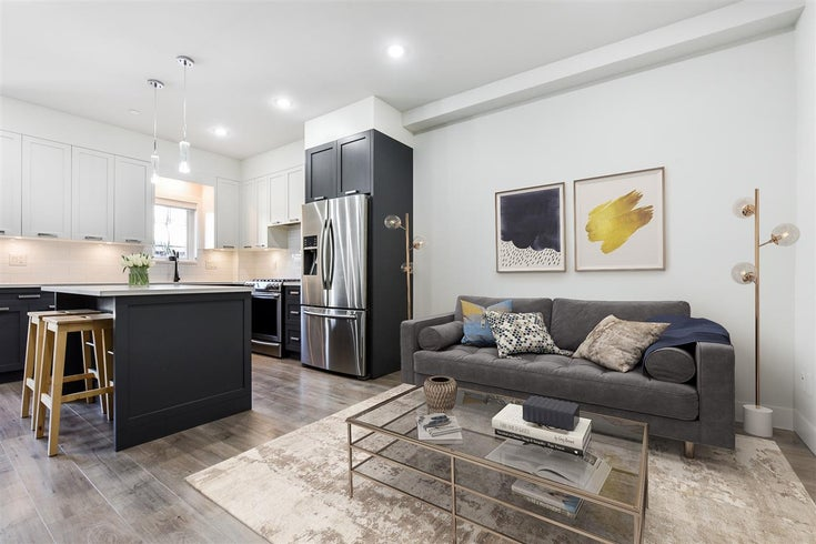 56 188 WOOD STREET - Queensborough Townhouse for sale, 2 Bedrooms (R2528626)