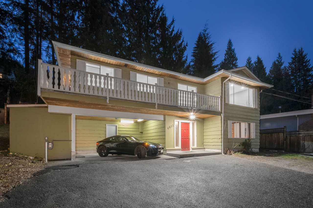 4615 VALLEY ROAD - Lynn Valley House/Single Family for sale, 3 Bedrooms (R2528656) - #1