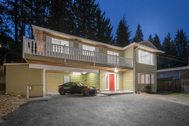 4615 VALLEY ROAD - Lynn Valley House/Single Family for sale, 3 Bedrooms (R2528656)