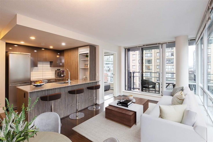 603 1088 RICHARDS STREET - Yaletown Apartment/Condo for sale, 3 Bedrooms (R2528665)