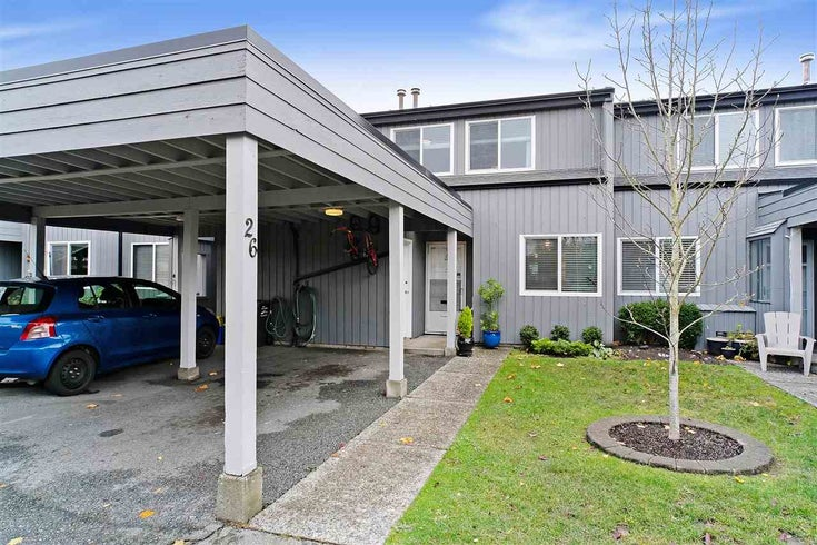 26 4460 GARRY STREET - Steveston South Townhouse for sale, 3 Bedrooms (R2528668)