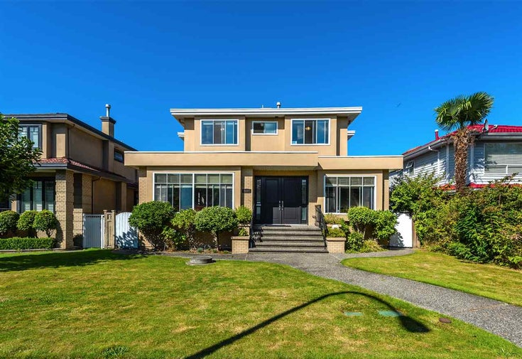 2137 W 20TH AVENUE - Arbutus House/Single Family for sale, 6 Bedrooms (R2528675)