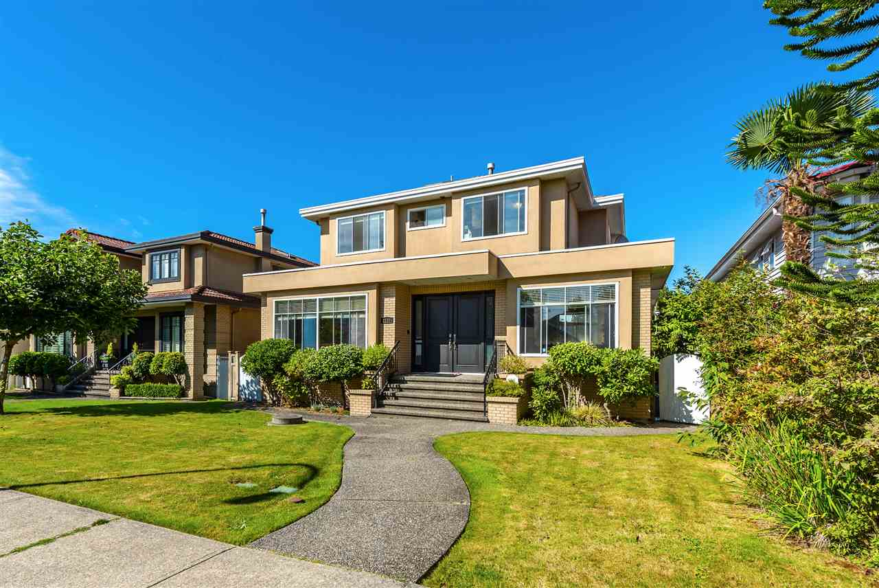 2137 W 20TH AVENUE - Arbutus House/Single Family for sale, 6 Bedrooms (R2528675) - #2