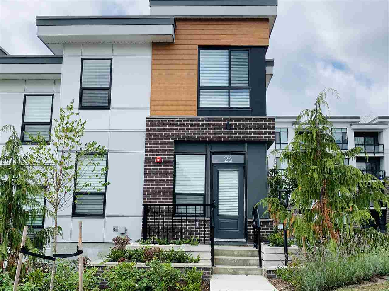 26 20087 68 AVENUE - Willoughby Heights Townhouse for sale, 3 Bedrooms (R2528695) - #1