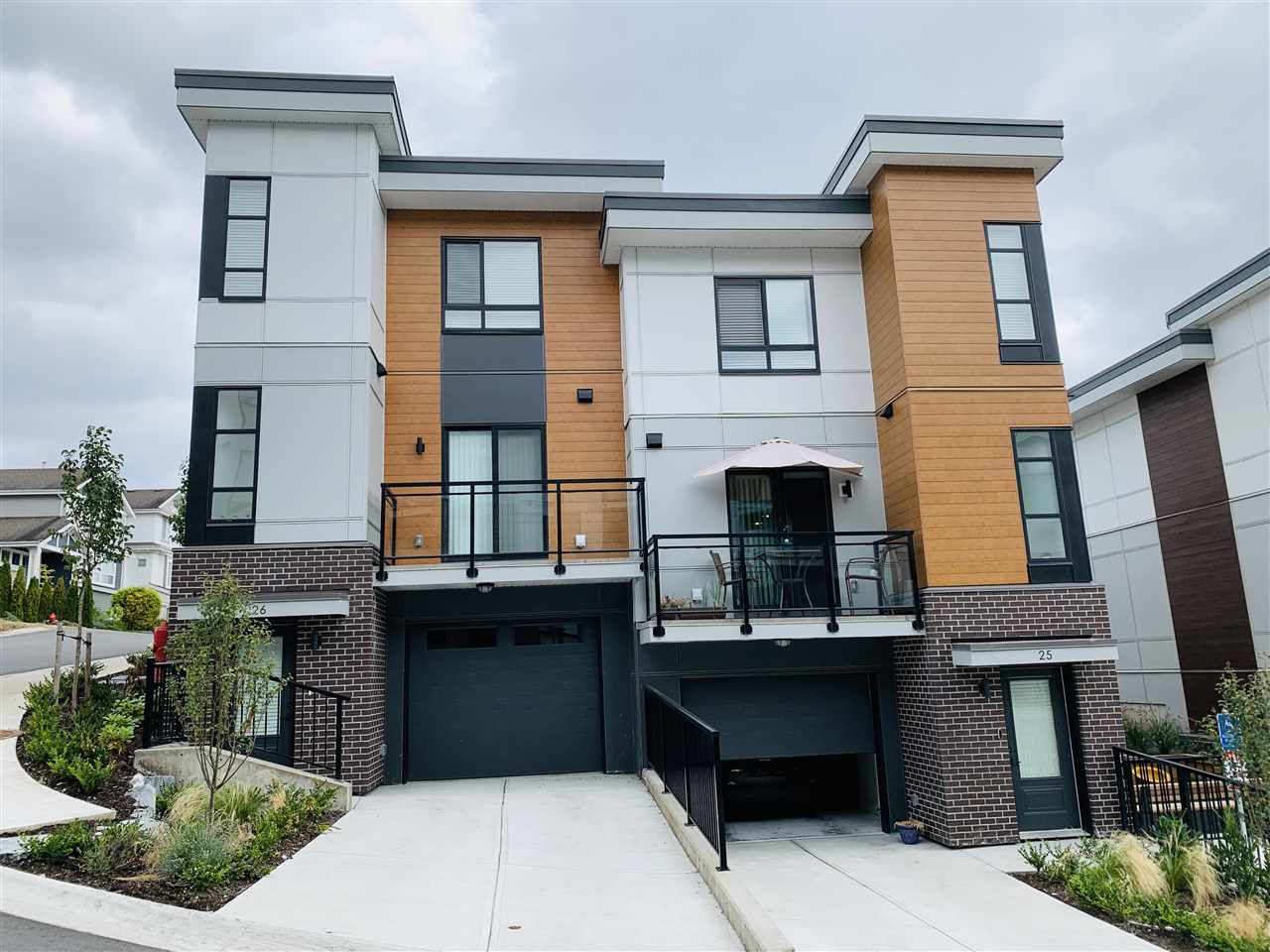 26 20087 68 AVENUE - Willoughby Heights Townhouse for sale, 3 Bedrooms (R2528695) - #2