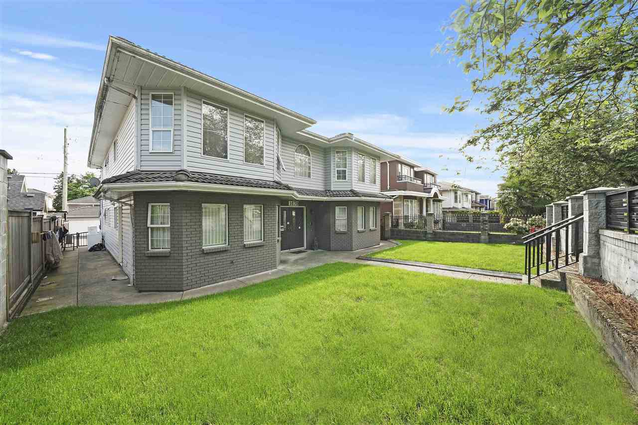 1670 E 57TH AVENUE - Fraserview VE House/Single Family for sale, 6 Bedrooms (R2528714) - #2
