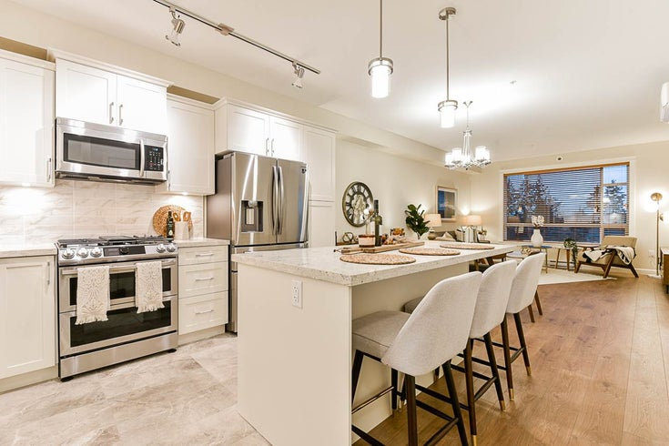 303 14588 MCDOUGALL DRIVE - King George Corridor Apartment/Condo for sale, 2 Bedrooms (R2528751)