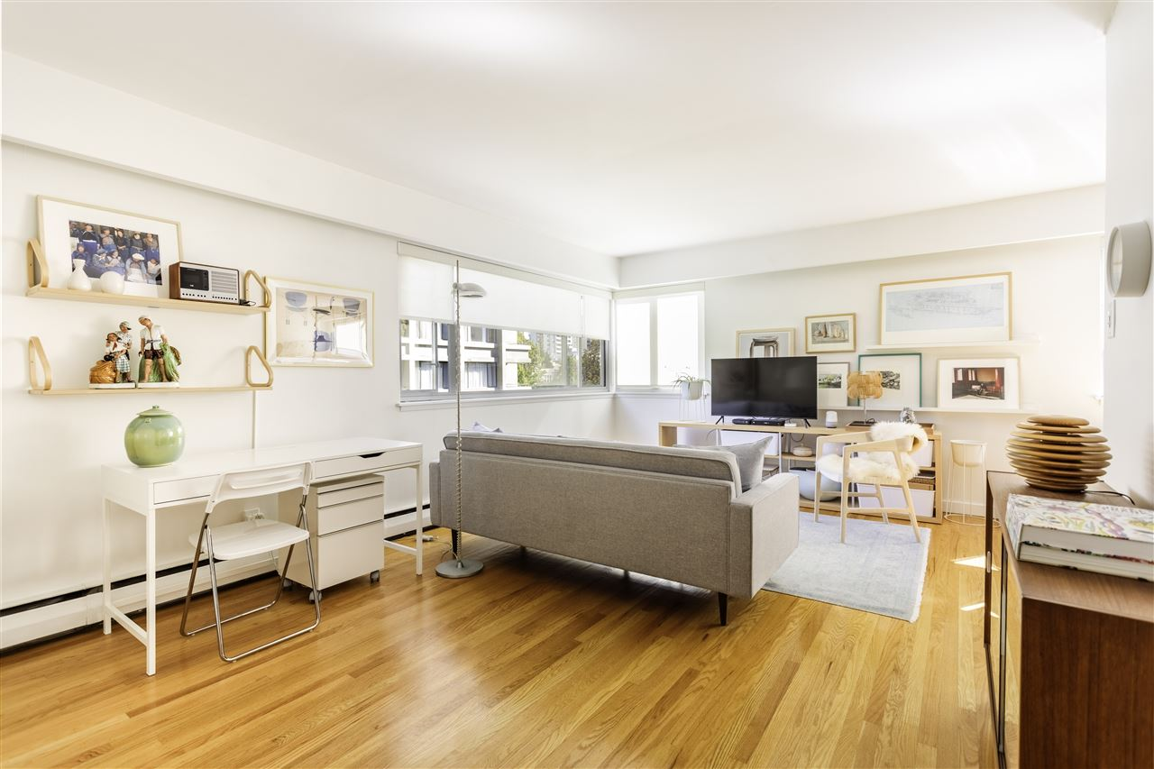 306 1050 JERVIS STREET - West End VW Apartment/Condo for sale, 1 Bedroom (R2528755) - #2