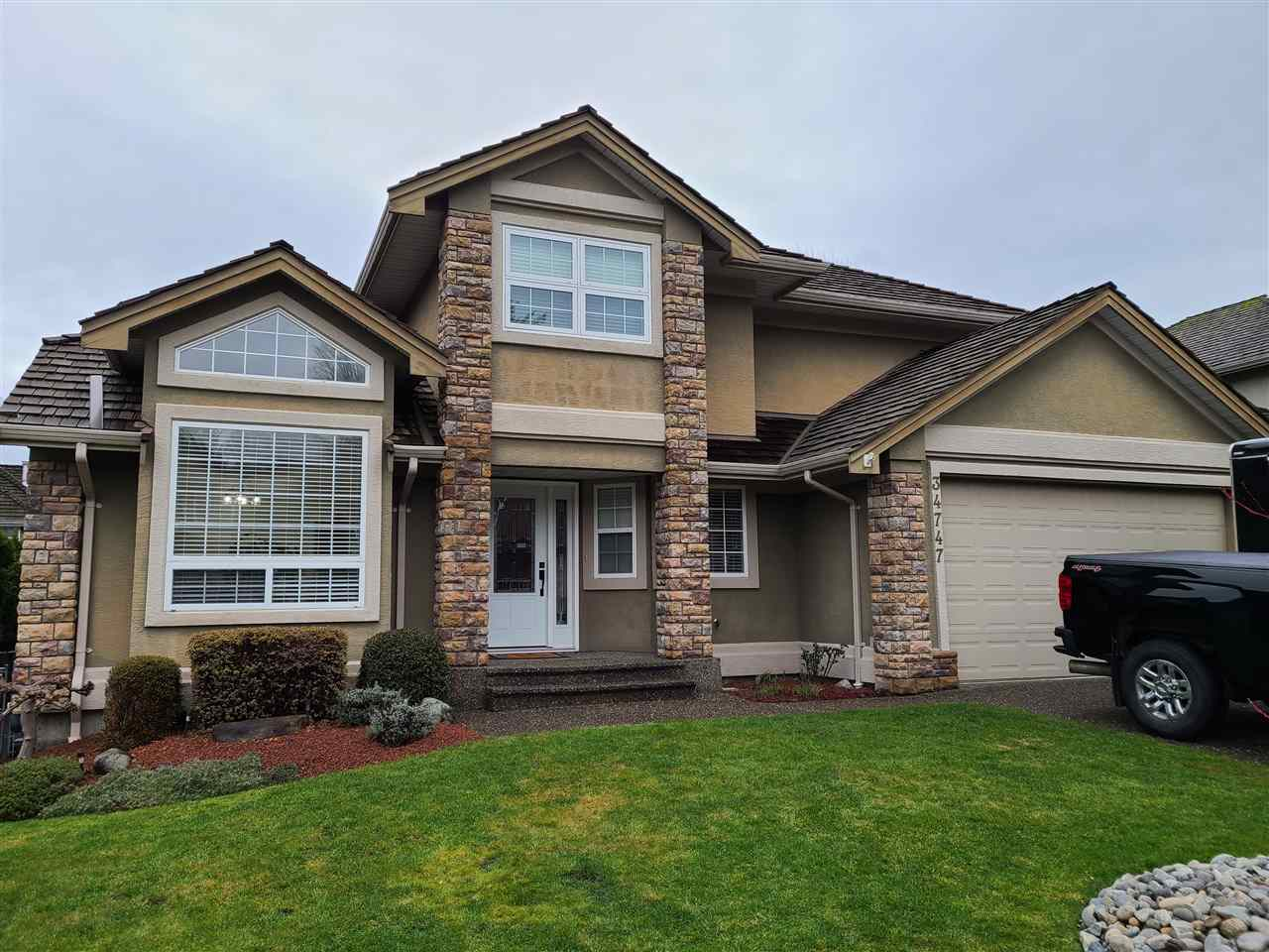 34747 MILLSTONE WAY - Abbotsford East House/Single Family for sale, 6 Bedrooms (R2528756) - #1