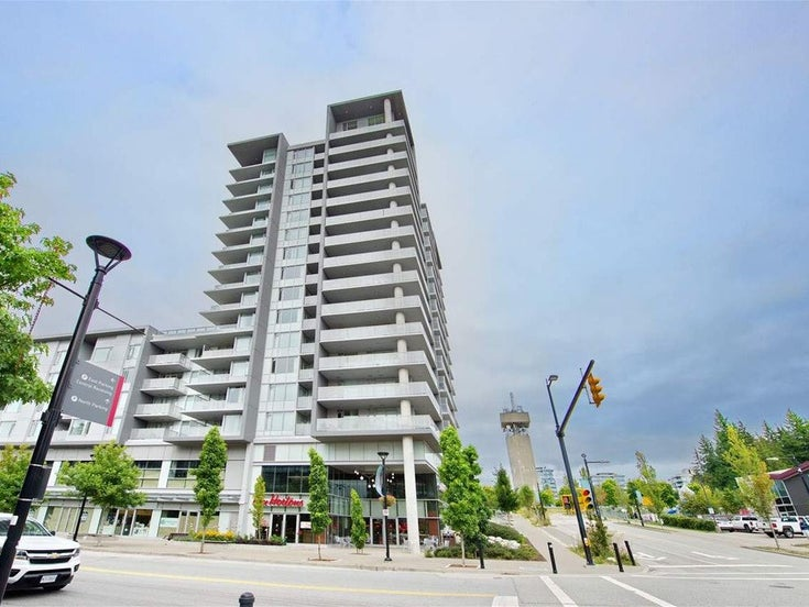 703 9393 TOWER ROAD - Simon Fraser Univer. Apartment/Condo for sale, 1 Bedroom (R2528767)
