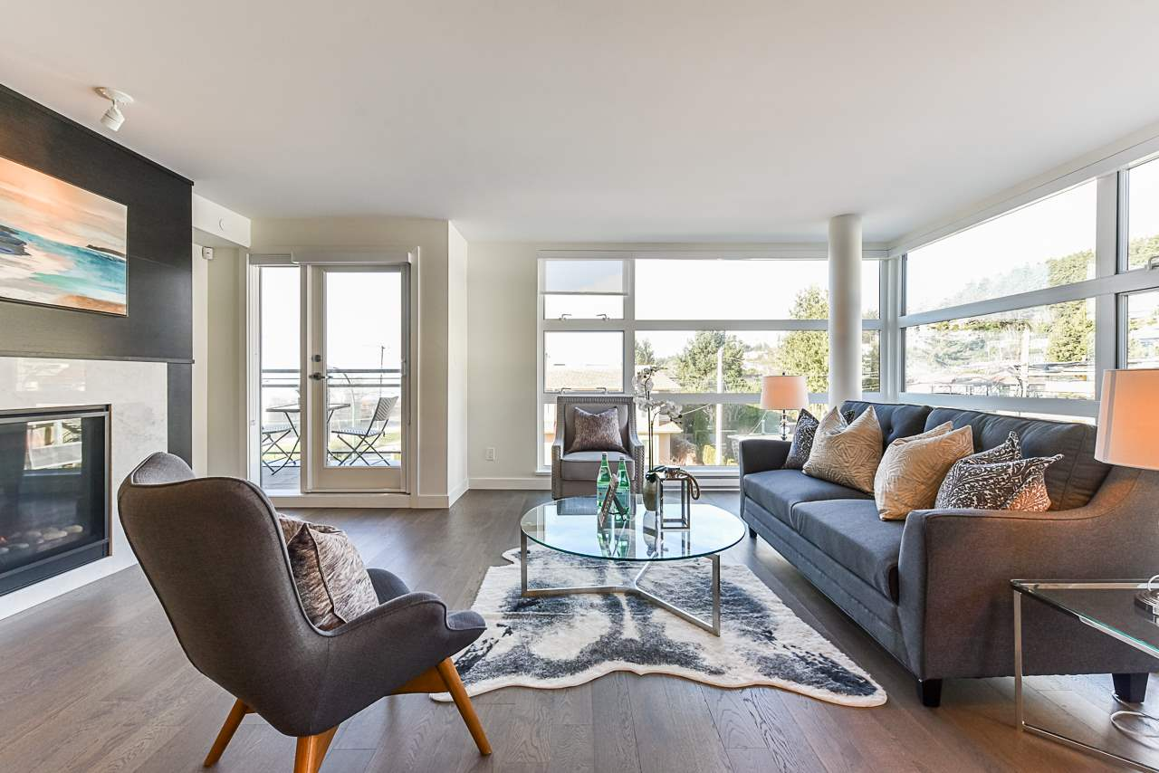 303 1160 OXFORD STREET - White Rock Apartment/Condo for sale, 2 Bedrooms (R2528799)
