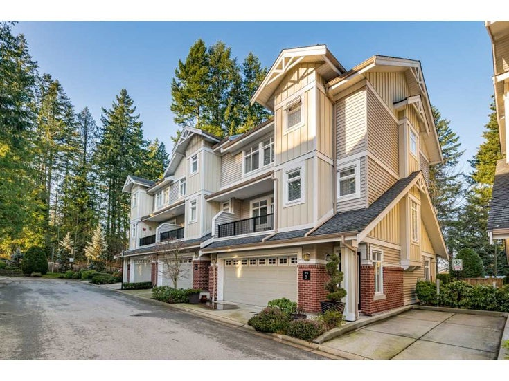 5- 2925 KING GEORGE BOULEVARD - Elgin Chantrell Townhouse for sale, 3 Bedrooms (R2528804)