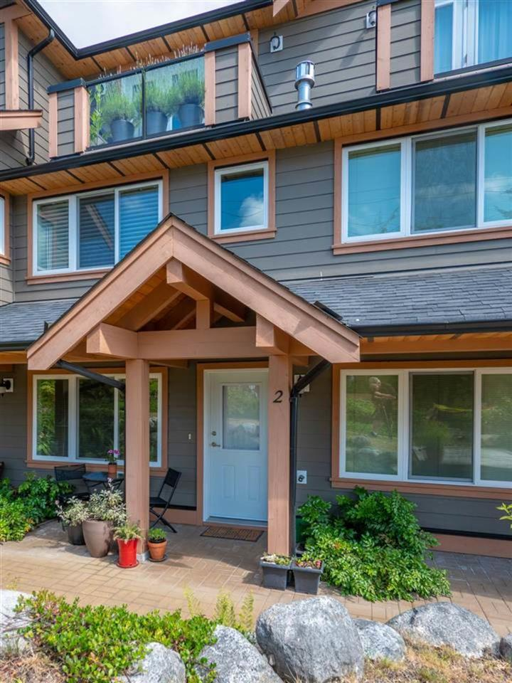 2 728 GIBSONS WAY - Gibsons & Area Townhouse for sale, 2 Bedrooms (R2528819) - #2