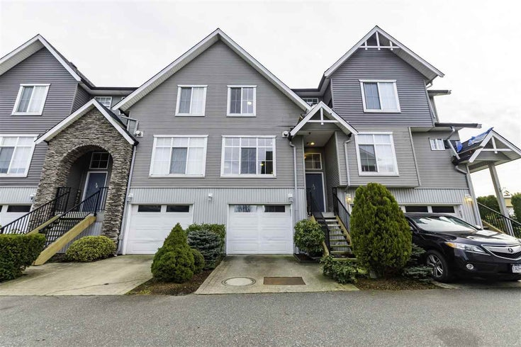 32 8881 WALTERS STREET - Chilliwack E Young-Yale Townhouse for sale, 3 Bedrooms (R2528830)