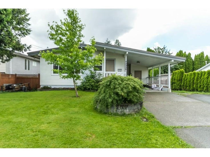 45320 CRESCENT DRIVE - Chilliwack W Young-Well House/Single Family for sale, 5 Bedrooms (R2528858)