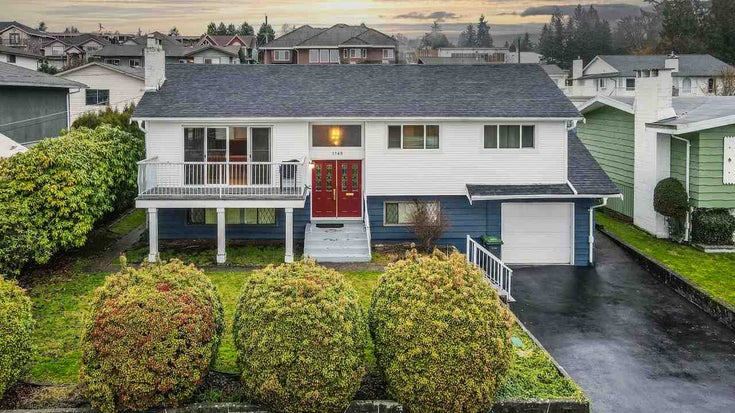 1149 DANSEY AVENUE - Central Coquitlam House/Single Family for sale, 4 Bedrooms (R2528891)