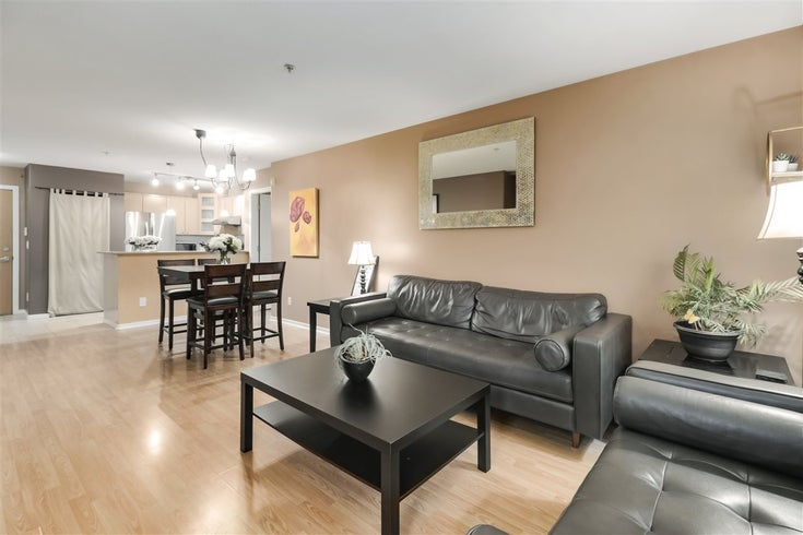 418 3122 ST JOHNS STREET - Port Moody Centre Apartment/Condo for sale, 2 Bedrooms (R2528907)