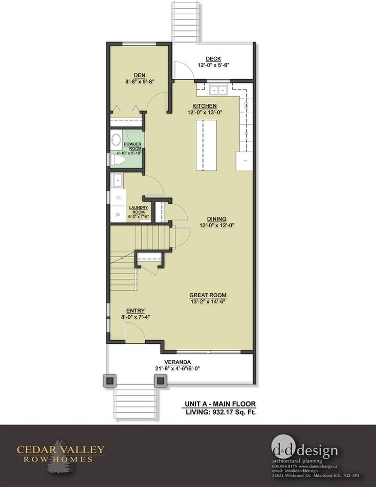 8673 CEDAR STREET - Mission BC Row House (Non-Strata) for sale, 5 Bedrooms (R2528928)