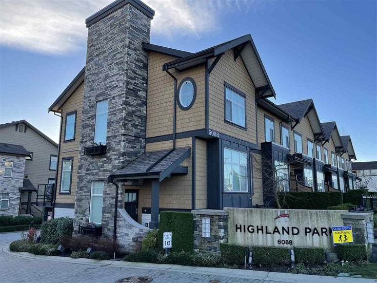 47 6088 BERESFORD STREET - Metrotown Townhouse for sale, 3 Bedrooms (R2528931)