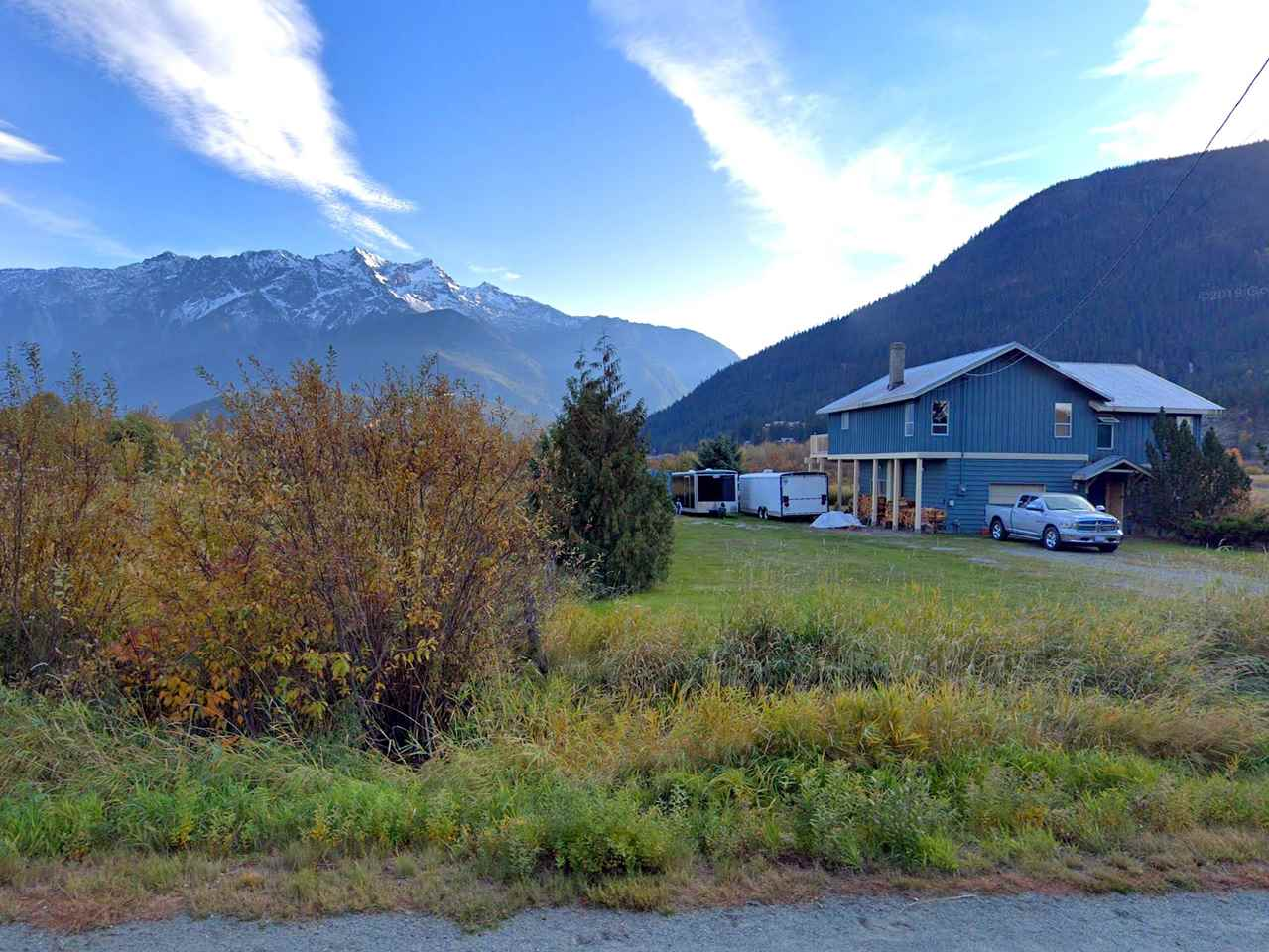 1400 COLLINS ROAD - Pemberton House with Acreage for sale, 2 Bedrooms (R2528962)