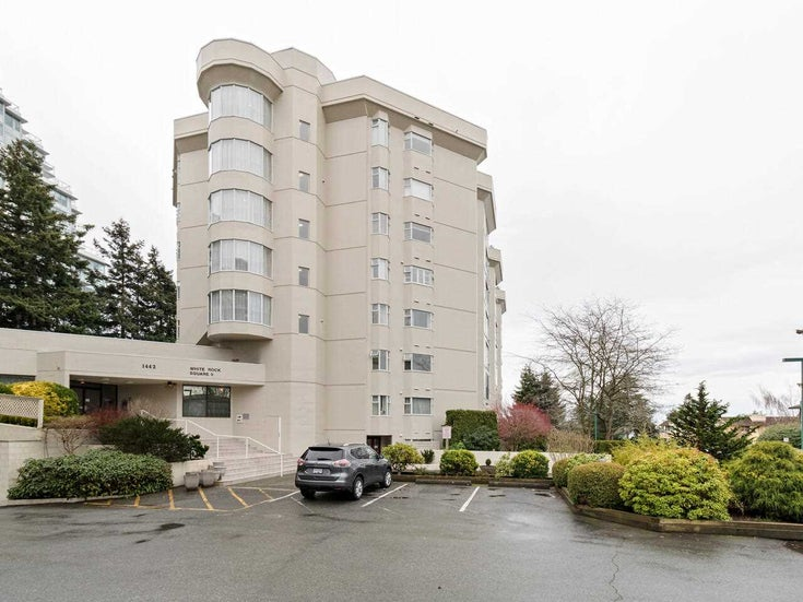 514 1442 FOSTER STREET - White Rock Apartment/Condo for sale, 2 Bedrooms (R2529027)