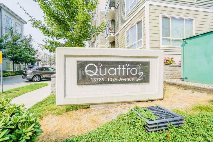 409 13789 107A AVENUE - Whalley Apartment/Condo for sale, 2 Bedrooms (R2529045)