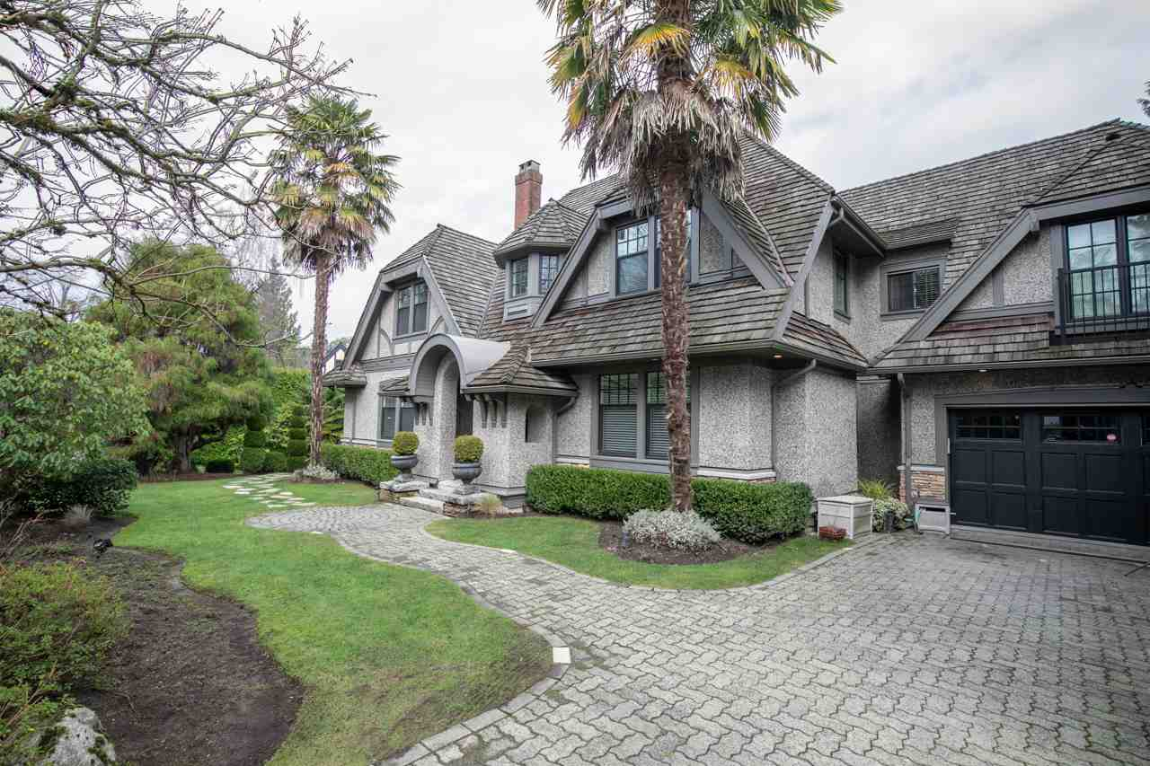 1677 SOMERSET CRESCENT - Shaughnessy House/Single Family for sale, 6 Bedrooms (R2529058)