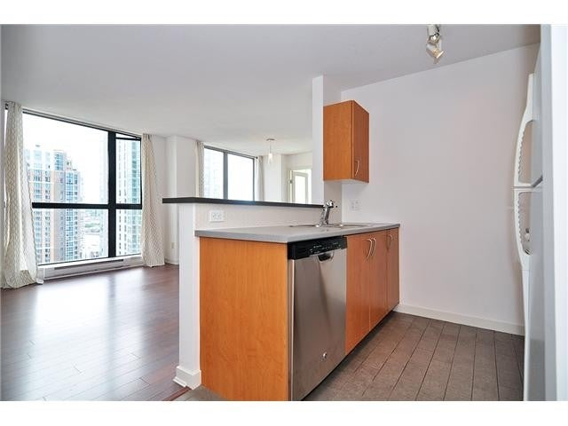 1905 1295 RICHARDS STREET - Downtown VW Apartment/Condo for sale, 1 Bedroom (R2529117)