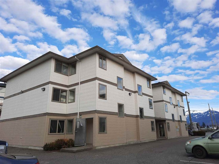 104 7435 SHAW AVENUE - Sardis East Vedder Rd Apartment/Condo for sale, 2 Bedrooms (R2529125)