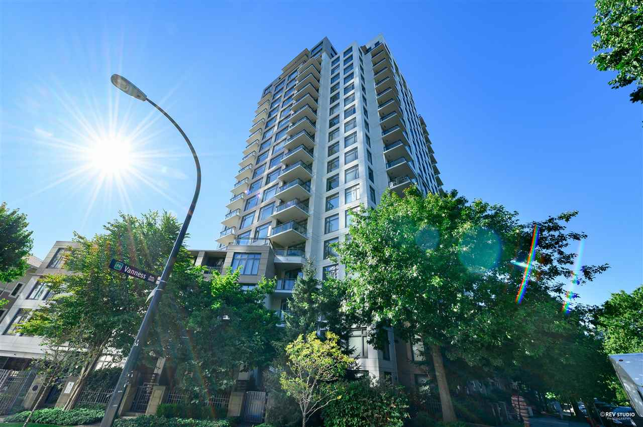 316 3660 VANNESS AVENUE - Collingwood VE Apartment/Condo for sale, 1 Bedroom (R2529156) - #1