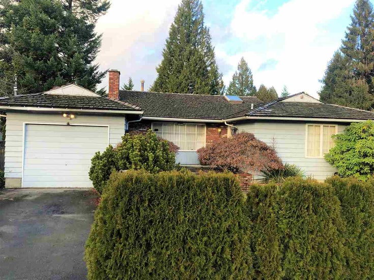 747 EGMONT AVENUE - Coquitlam West House/Single Family for sale, 4 Bedrooms (R2529194)