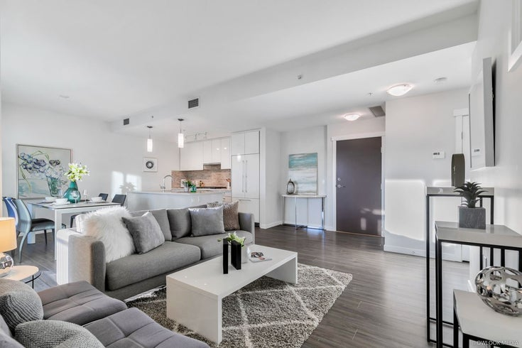 417 9500 TOMICKI AVENUE - West Cambie Apartment/Condo for sale, 2 Bedrooms (R2529203)