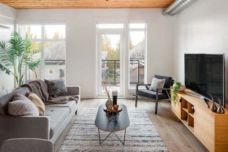 102 4223 HASTINGS STREET - Vancouver Heights Apartment/Condo for sale, 2 Bedrooms (R2529227)