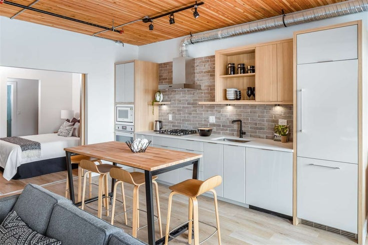 307 4223 HASTINGS STREET - Vancouver Heights Apartment/Condo for sale, 1 Bedroom (R2529272)