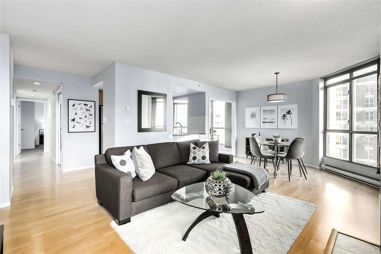 1101 867 HAMILTON STREET - Downtown VW Apartment/Condo for sale, 2 Bedrooms (R2529282) - #1