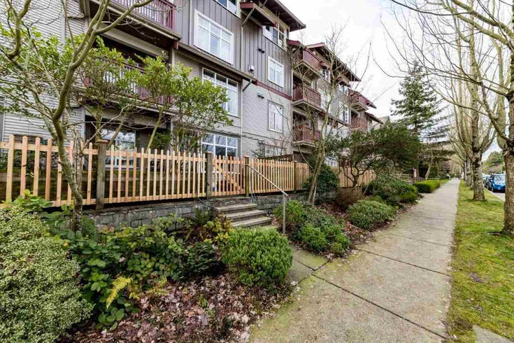 202 4272 ALBERT STREET - Vancouver Heights Apartment/Condo for sale, 2 Bedrooms (R2529286)