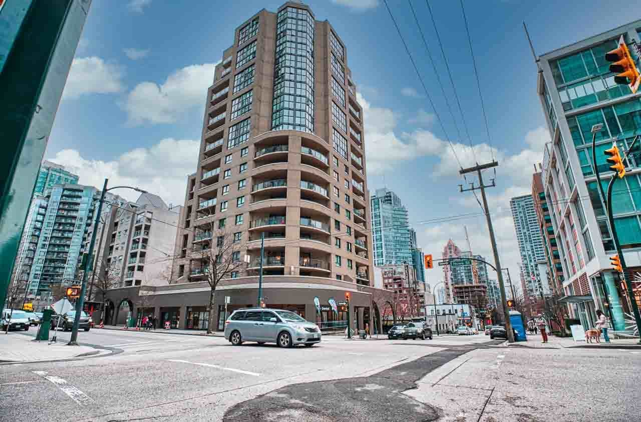 207 789 DRAKE STREET - Downtown VW Apartment/Condo for sale, 1 Bedroom (R2529340)