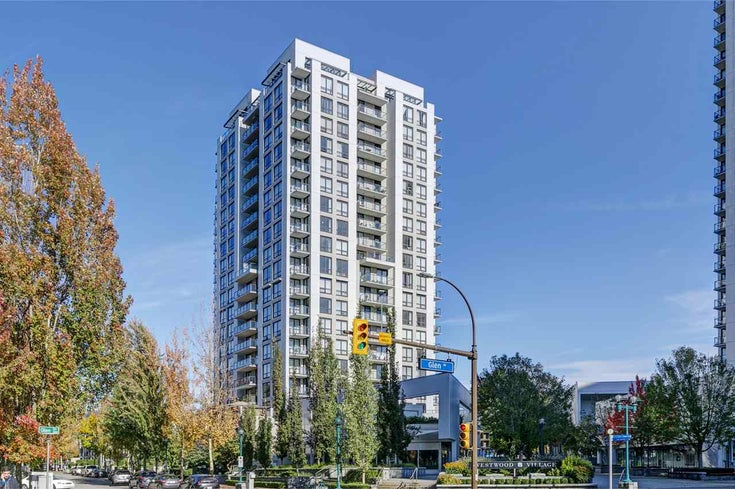 1803 1185 THE HIGH STREET - North Coquitlam Apartment/Condo for sale, 3 Bedrooms (R2529349)