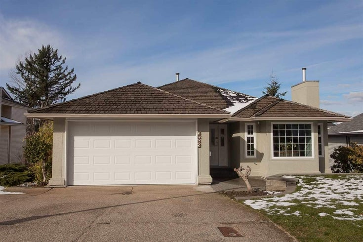 3583 MCKINLEY DRIVE - Abbotsford East House/Single Family for sale, 5 Bedrooms (R2529366)