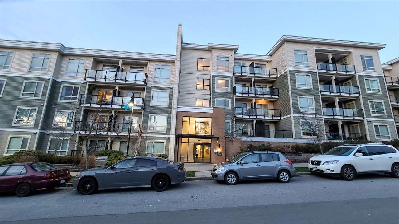 429 13789 107A AVENUE - Whalley Apartment/Condo for sale, 1 Bedroom (R2529371)